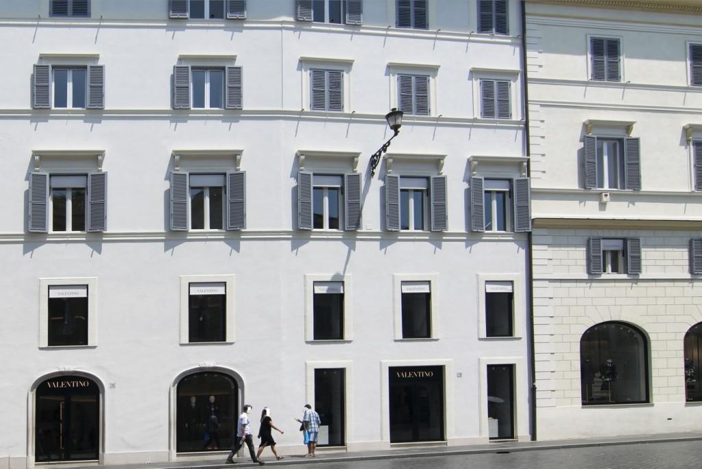 Roma piazza di spagna gds immobiliare - Immobiliare spagna ...