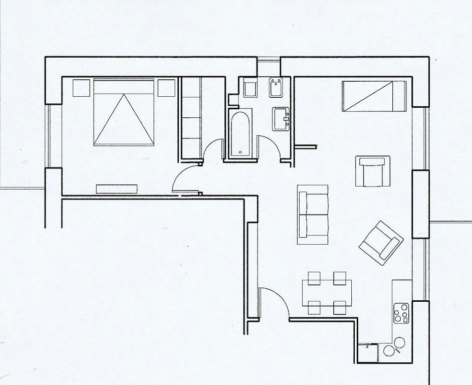Progetto una camera da letto – GDS Immobiliare